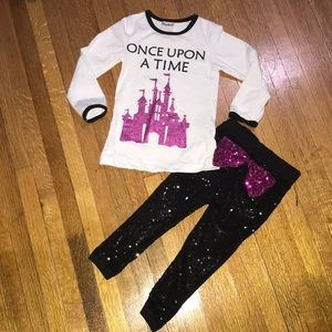 New Boutique Once Upon a Time Long Sleeve Outfit